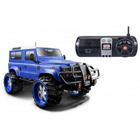 Изображение - Автомодель на р/у Land Rover Defender (аккум. 6v + 1х9v). MAI81096