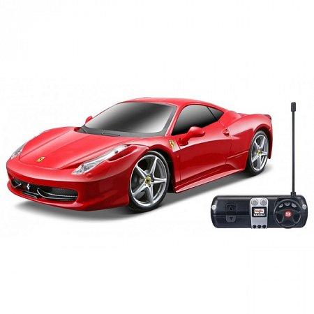 Автомодель на р/у Ferrari 458 Italia (красный). MAI81058R