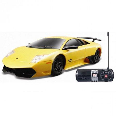 Автомодель на р/у Lamborghini Murcielago LP670-4 SV (жёлтый). MAI81065Y