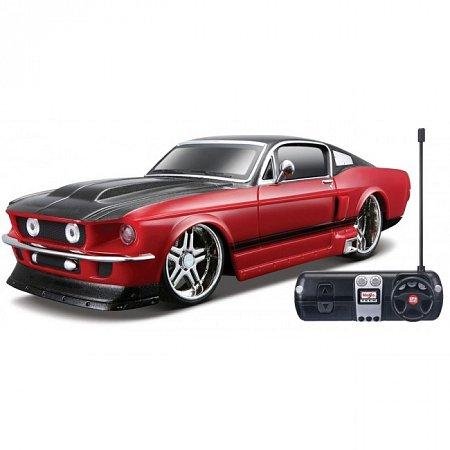 Автомодель на р/у 1967 Ford Mustang GT (красный). MAI81061R