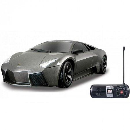 Автомодель на р/у Lamborghini Reventon (серый металлик). MAI81055MG