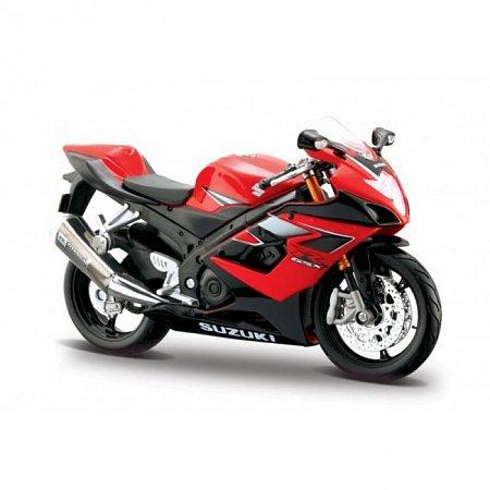 Модель мотоцикла 2006 Suzuki GSX-R1000. MAI31106
