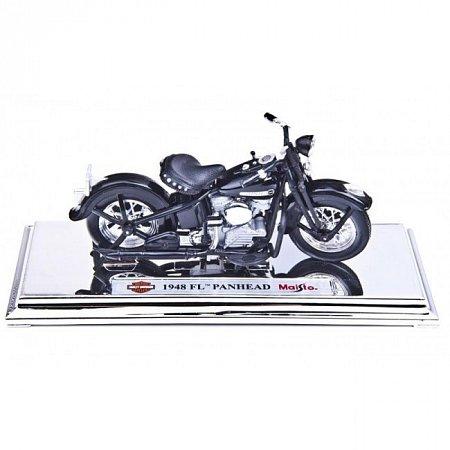 Модель мотоцикла Harley-Davidson 1948 FL PANHEAD. MAI39360-31