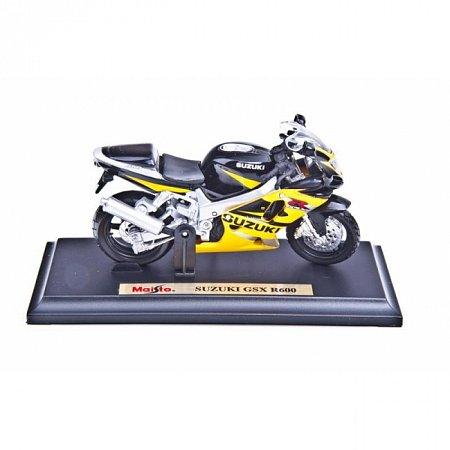 Изображение - Модель мотоцикла Suzuki GSX R600. MAI39300-02