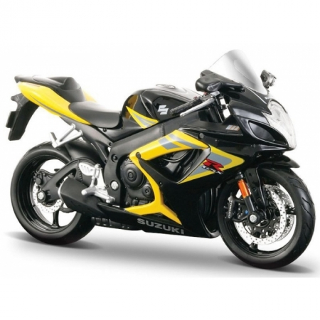 Модель мотоцикла Suzuki GSX-R750. MAI31153