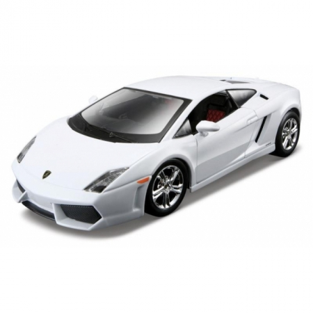 Сборная автомодель Lamborghini Gallardo LP560-4 (белый). MAI39291W