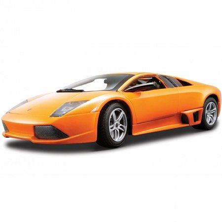 Сборная автомодель Lamborghini Murcielago LP640 (оранжевый металлик). MAI39292MO