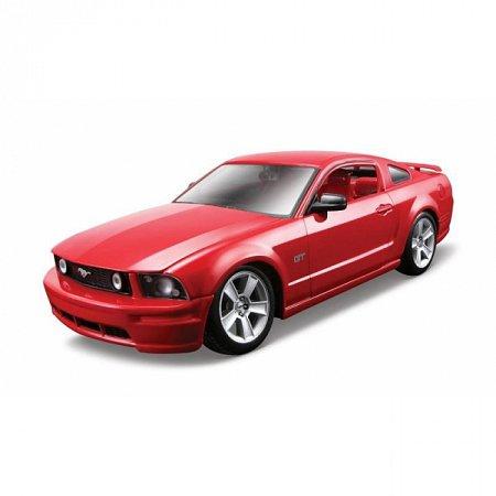 Изображение - Сборная автомодель 2006 Mustang GT Coupe (красный). MAI39997R