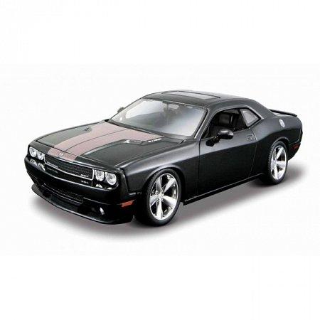 Сборная автомодель 2008 Dodge Challenger (чёрный). MAI39280B