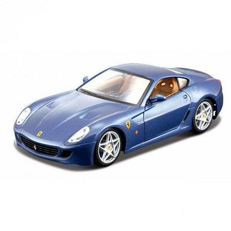 Сборная автомодель Ferrari (синий). MAI39274B