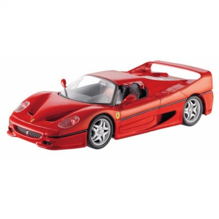 Сборная автомодель Ferrari F50 Hard Top (красный). MAI39923R