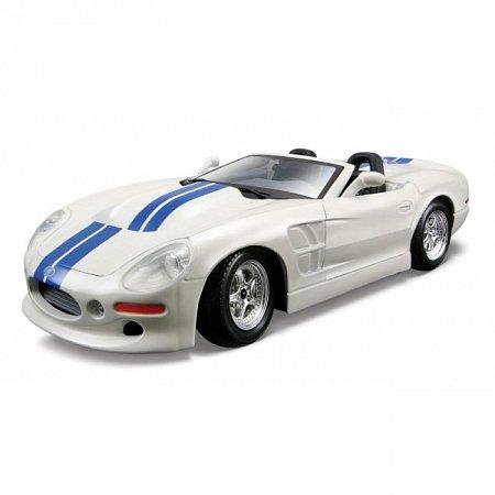 Сборная автомодель Shelby Series 1 (белый). MAI39277W