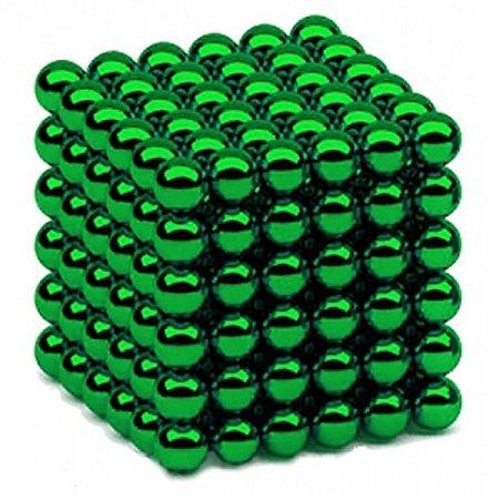 NEOCUBE Магнитный конструктор (зеленый) 5 мм