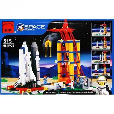 Конструктор Brick Стартовая площадка. к0515