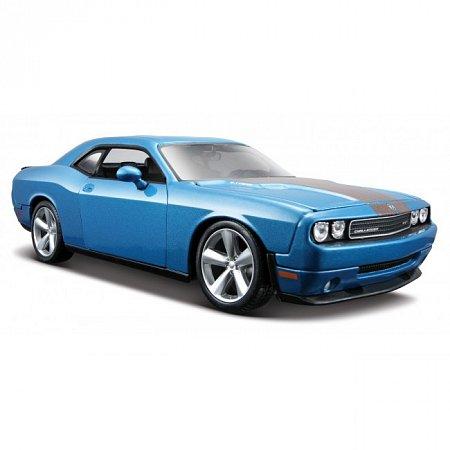 Изображение - Автомодель 2008 Dodge Challenger (синий металлик). MAI31280MB