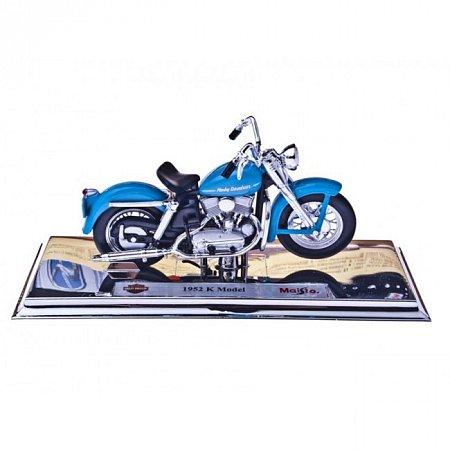 Изображение - Модель мотоцикла Harley-Davidson (Харлей-Дэвидсон) 1952 K Model. MAI39360-36