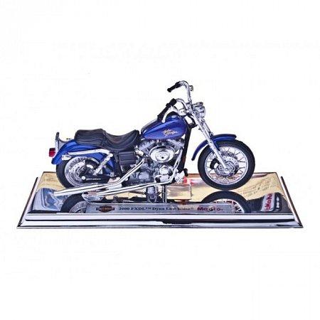 Модель мотоцикла Harley-Davidson (Харлей-Дэвидсон) 2000 FXDL Dyna Low Rider. MAI39360-37
