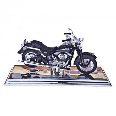 Модель мотоцикла Harley-Davidson (Харлей-Дэвидсон) 2005 FLSTCI Softail Springer Classic. MAI39360-34