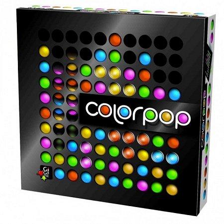 Настольная игра Color Pop. Gigamic
