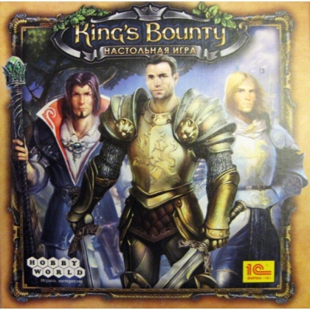 Настольная игра Kings Bounty (Кингс Баунти) (1046)
