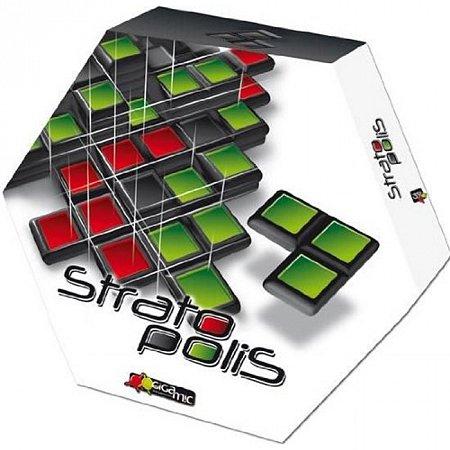 Настольная игра Stratopolis (Стратополис). Gigamic