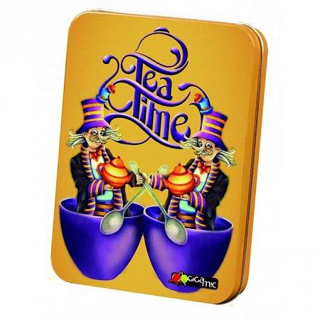 Настольная игра Tea Time (Чаепитие). Gigamic