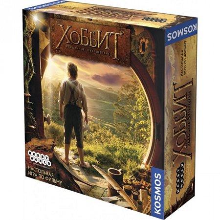 Настольная игра Хоббит. Нежданное путешествие (691752)