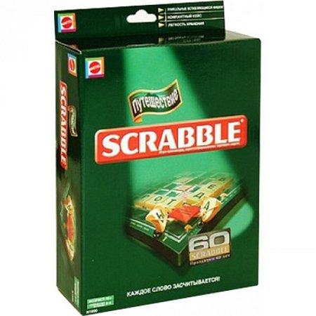 Scrabble. Скрабл Путешествие (русский язык)