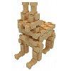 Деревянный конструктор Фантазия, 240 деталей