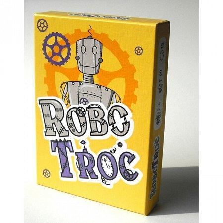 Настольная игра РобоТрок | RoboTroc