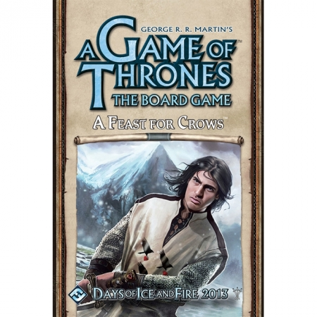 A Game of Thrones Board Game 2nd Edition: A Feast for Crows