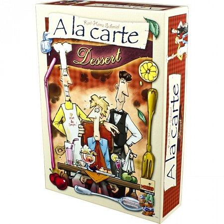 A la Carte: Dessert - Настольная игра