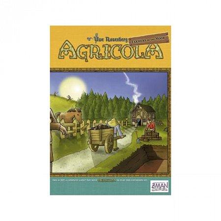 Agricola (Агрикола): Farmers of the Moor - Настольная игра