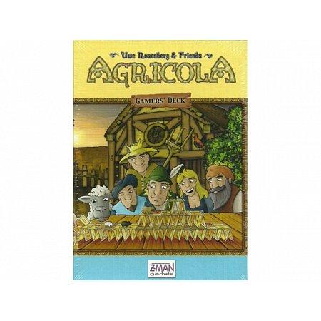 Agricola (Агрикола): The Gamers Deck - Настольная игра