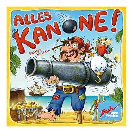 Аллес Пираты (Alles Kanone) - Настольная игра