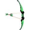 Арбалет светящийся Firetek (зеленый, 3 стрелы), Zing, AS990G