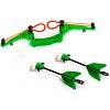 Арбалет Zano (зеленый, 2 стрелы, мишень), Zing, AS911G