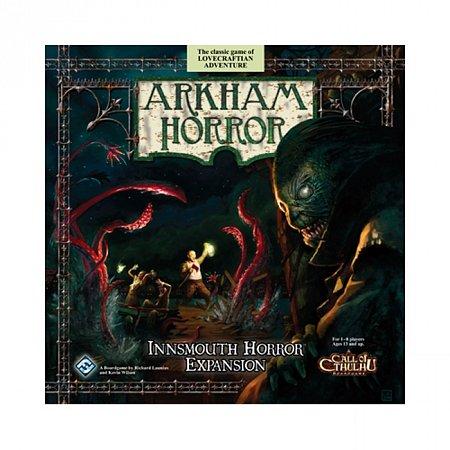 Arkham Horror: Innsmouth Horror Expansion - Настольная игра