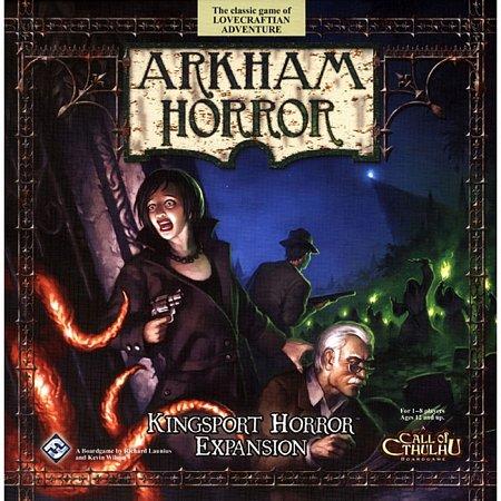 Arkham Horror: Kingsport Horror Expansion - Настольная игра
