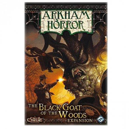 Arkham Horror: The Black Goat of the Woods Expansion - Настольная игра