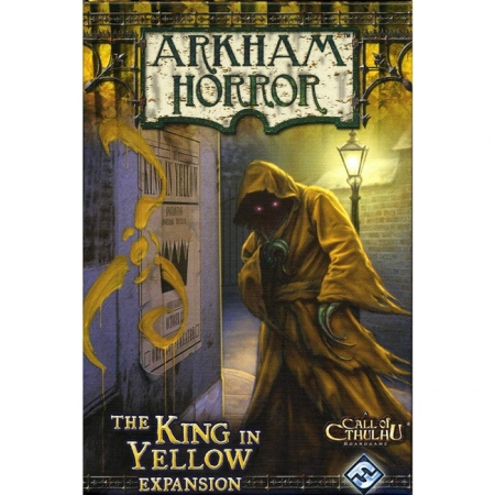 Arkham Horror: The King in Yellow Expansion - Настольная игра