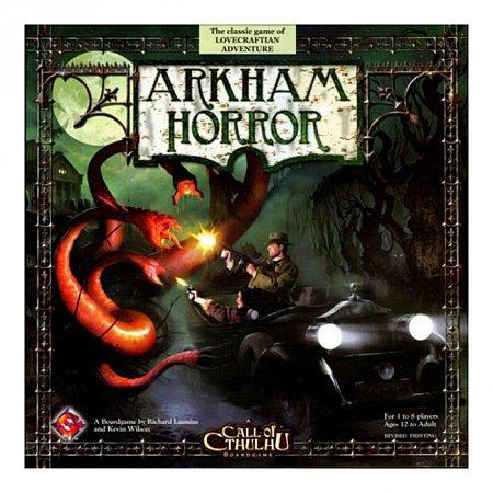 Arkham Horror (Ужас Аркхема) - Настольная игра