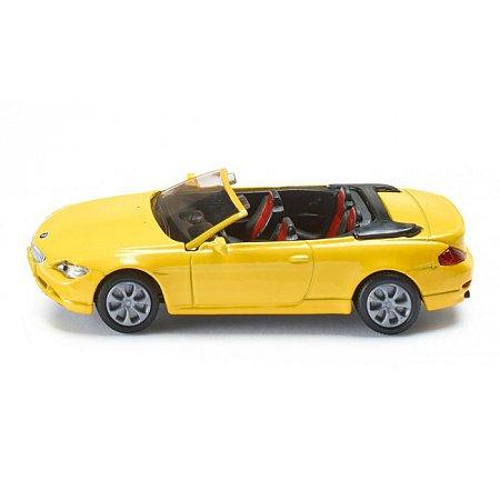 Автомобиль BMW 645i кабриолет, Siku, 1007