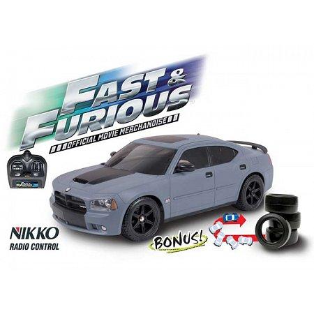 Автомобиль на р/у Dodge Charger 1:16, Nikko 160192A2