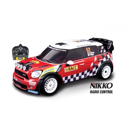 Автомобиль на р/у Mini Countryman 1:16, Nikko 160164A2