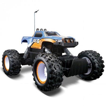Автомобиль на р/у Rock Crawler (4х4), Maisto 81152 blue