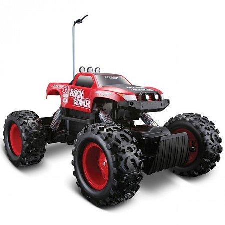 Автомобиль на р/у Rock Crawler (4х4), Maisto 81152 red MAISTO