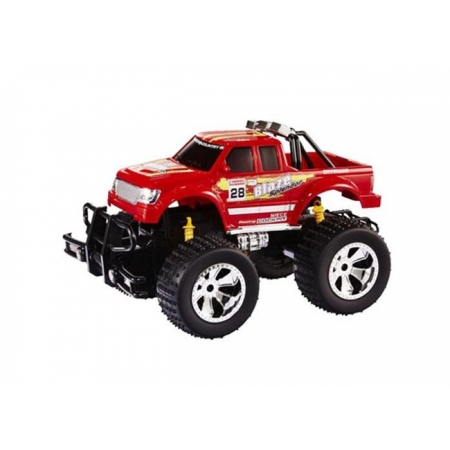 Автомобиль на радиоуправлении 1:10 Big wheel car, XQ (XQ013)