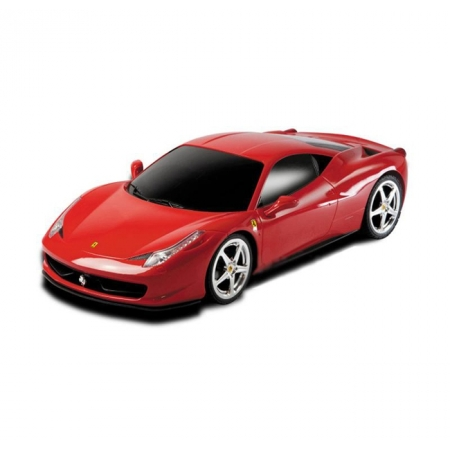 Автомобиль на радиоуправлении 1:12 Ferrari 458 ITALIA, XQ (XQRC12-2 AA)