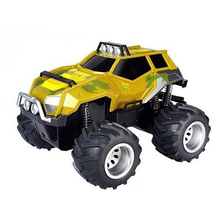 Автомобиль на радиоуправлении - ARMY 86 (желтый милитари, 1:18), AULDEY (YW252180)